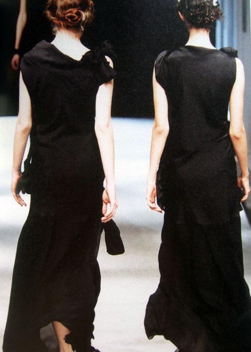 tumblr l2kequupij1qbbjpeo1 500 Mračni vizionar modne scene: Yohji Yamamoto