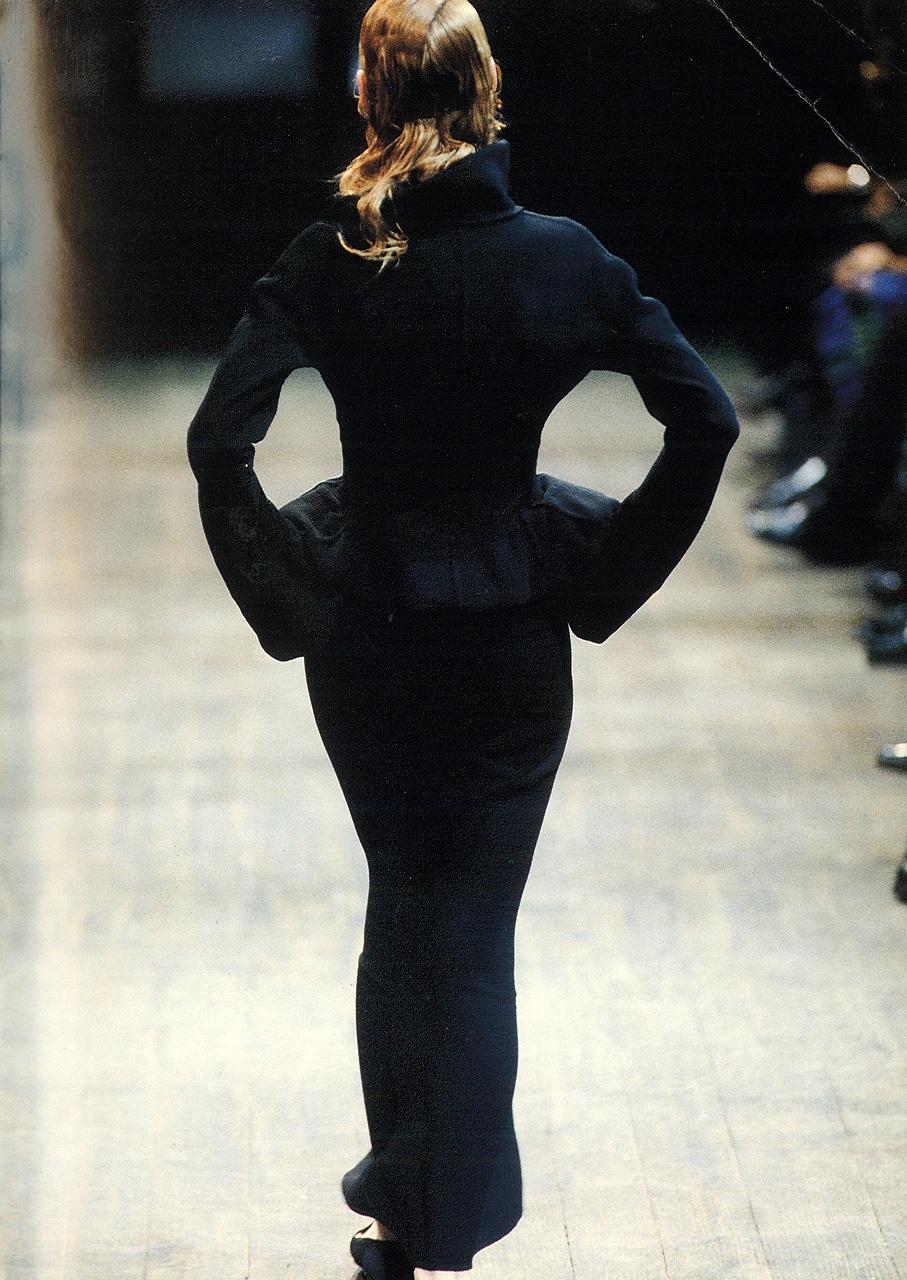 tumblr llznldkwl51qbbjpeo1 1280 Mračni vizionar modne scene: Yohji Yamamoto