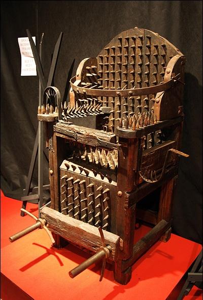 44444444 Muzej srednjovekovnih sprava za mučenje, Prag
