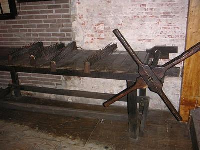 torture museum Muzej srednjovekovnih sprava za mučenje, Prag