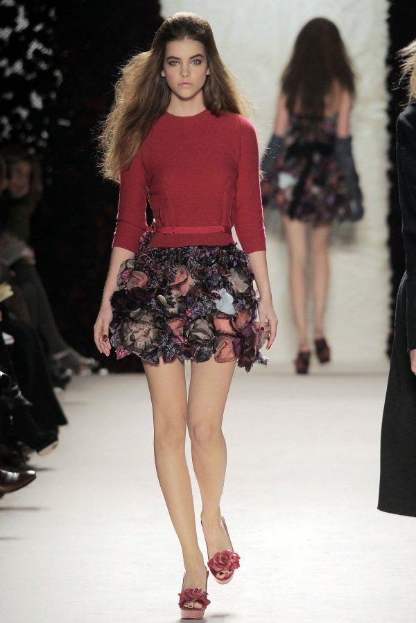 nina ricci Top 5 najmlađih manekenki koje osvajaju svetske modne piste