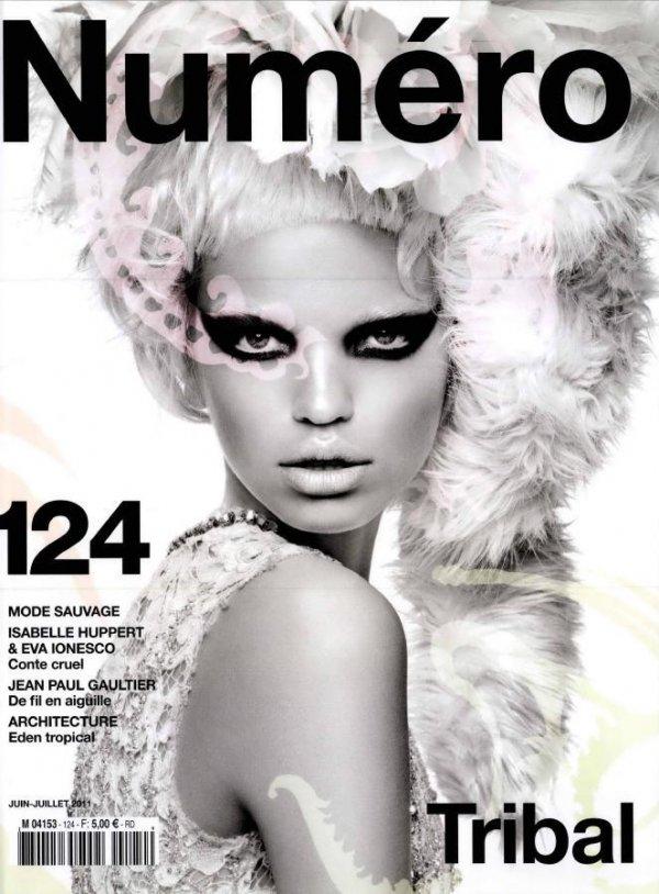 numero cover Top 5 najmlađih manekenki koje osvajaju svetske modne piste