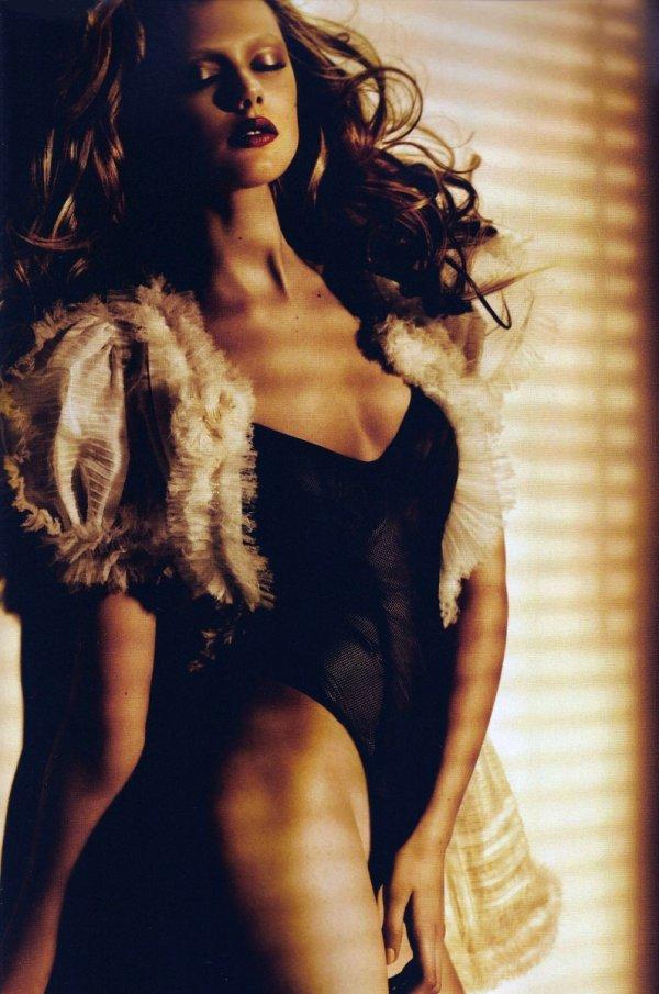 frida in numero 2010 Top 5 najmlađih manekenki koje osvajaju svetske modne piste