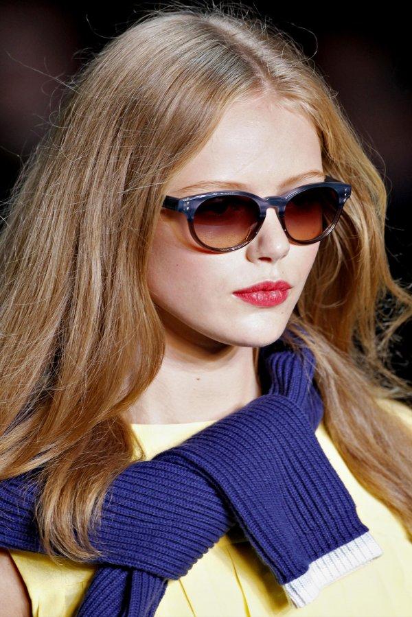 tommy hilfiger ss11 Top 5 najmlađih manekenki koje osvajaju svetske modne piste