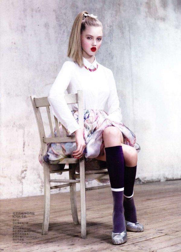vogue china Top 5 najmlađih manekenki koje osvajaju svetske modne piste