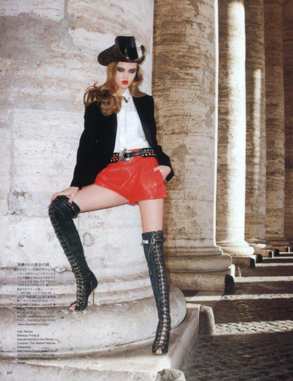 vogue nippon Top 5 najmlađih manekenki koje osvajaju svetske modne piste