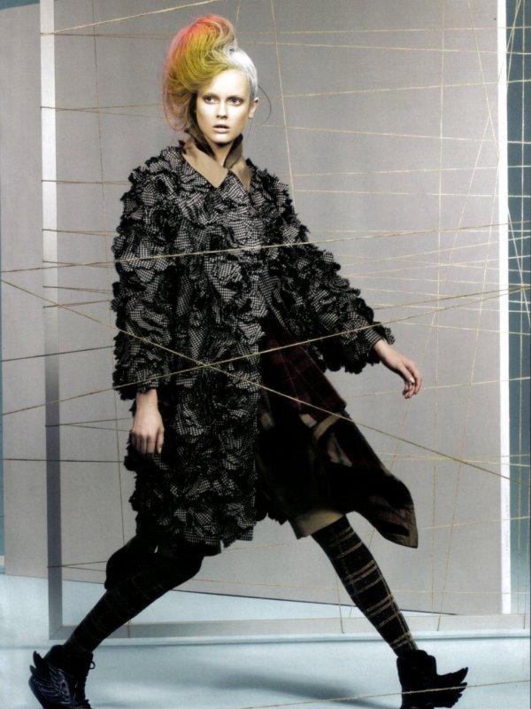 jac in vogue italia editorial by craig mcdean Top 5 najmlađih manekenki koje osvajaju svetske modne piste