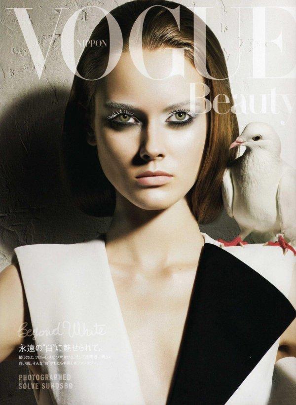 monika jagaciak by solve sundsbo vogue nippon may 2010 Top 5 najmlađih manekenki koje osvajaju svetske modne piste