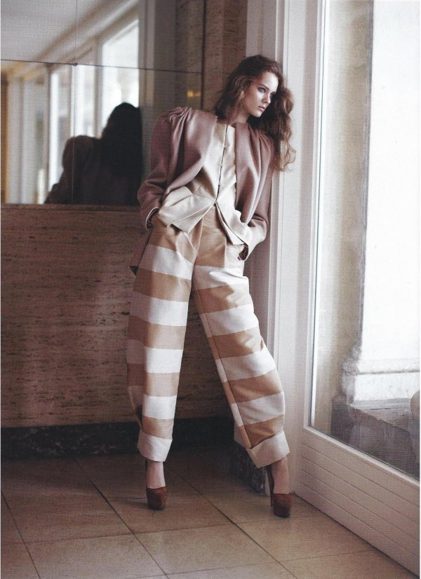 numero 2009 Top 5 najmlađih manekenki koje osvajaju svetske modne piste