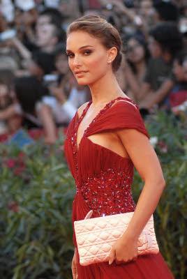 natalie portman dior Natalie Portman