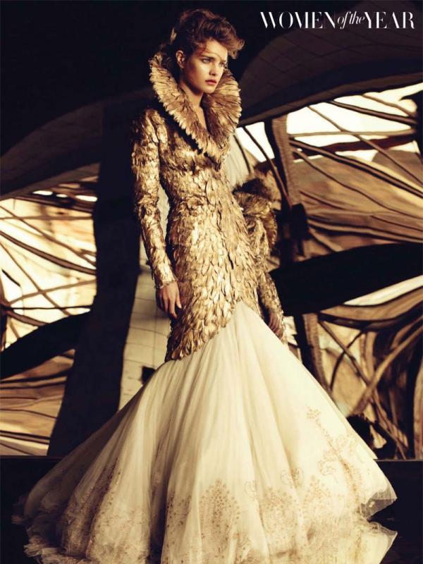 a 49 Ruska princeza – Natalia Vodianova