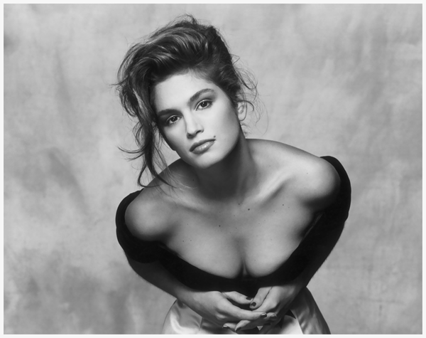 cindy crawford in vogue august 1988 Neprolazna lepota: Cindy Crawford