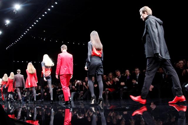 hugo fashion show berlin 31web Lokacija kao efektan aksesoar