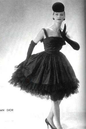 dior dress New look: pedesete