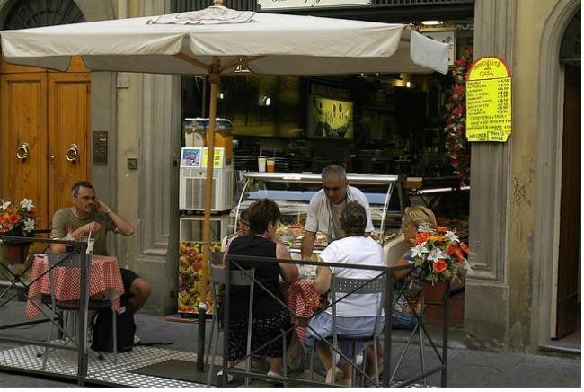 firenca 01 Put oko sveta: Noćni život Firence