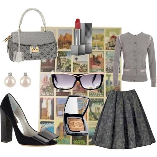 50s new look by nadja Obucite se u stilu pedesetih