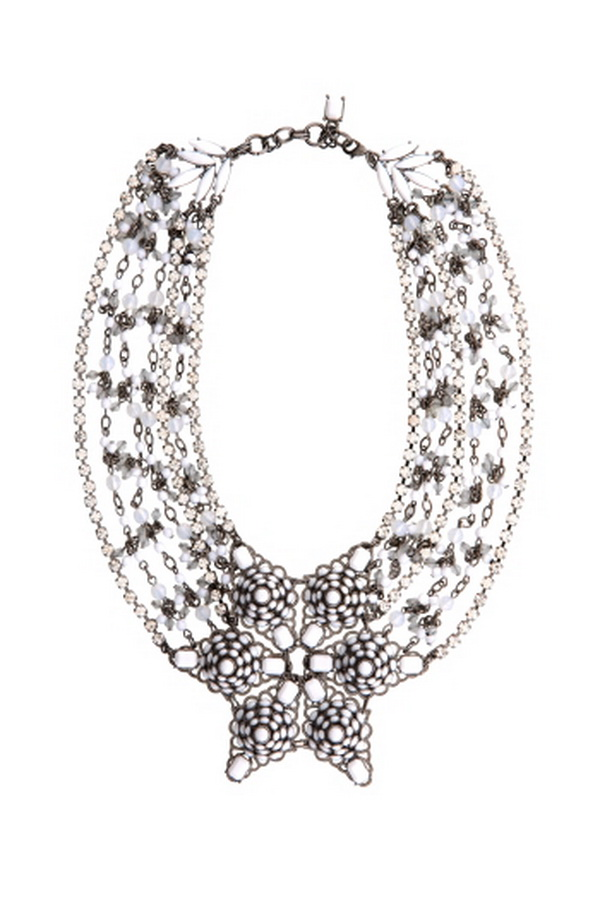 bcbg statement necklace From Neck to Toe