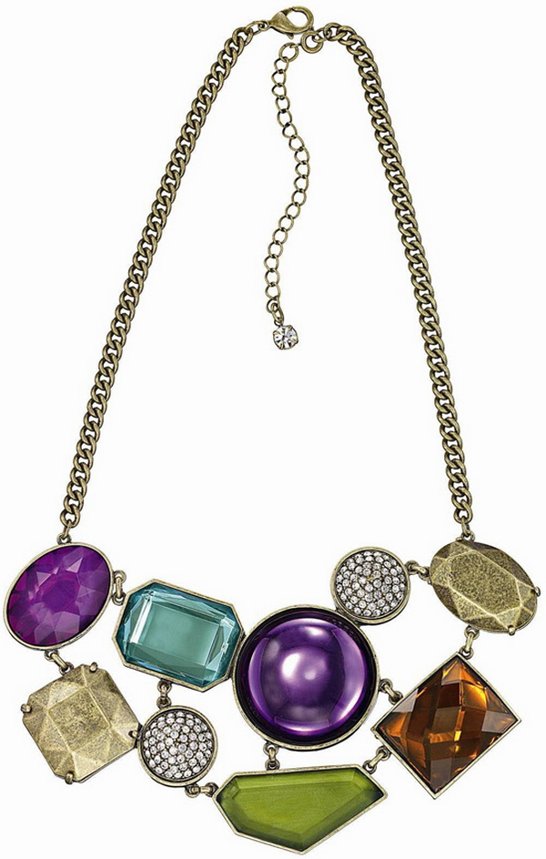 kjl statement necklace From Neck to Toe