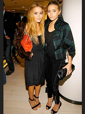 mary kate and ashley fashion moguls Boho chic: Mary Kate and Ashley Olsen