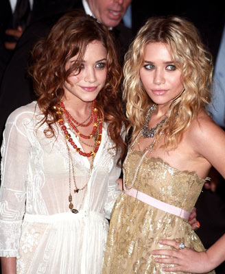 mary kate and ashleyolsen Boho chic: Mary Kate and Ashley Olsen