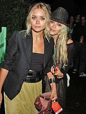 mary kate ashley olsen Boho chic: Mary Kate and Ashley Olsen