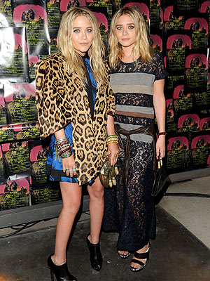 mary kate olsen 300x400 Boho chic: Mary Kate and Ashley Olsen