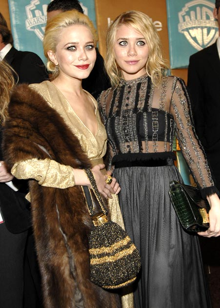 mary kate ashley olsen the row Boho chic: Mary Kate and Ashley Olsen