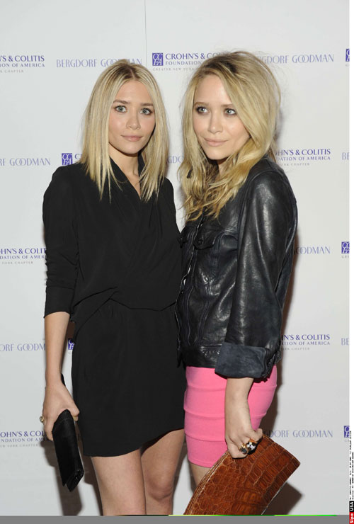 olsen sipaphotostwo366718 ny women of Boho chic: Mary Kate and Ashley Olsen
