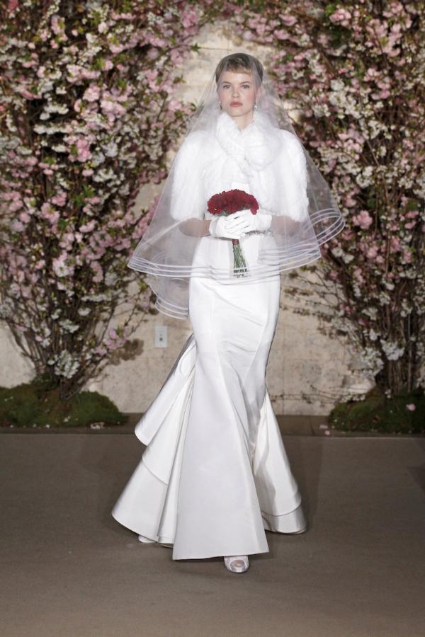 oscar de la renta spring 2012 bridal collection 11 picnik New York Bridal Week Spring 2012: Oscar de la Renta