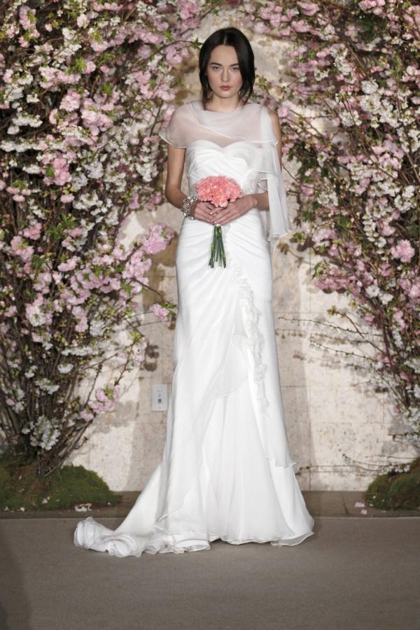 oscar de la renta spring 2012 bridal collection 12 picnik New York Bridal Week Spring 2012: Oscar de la Renta