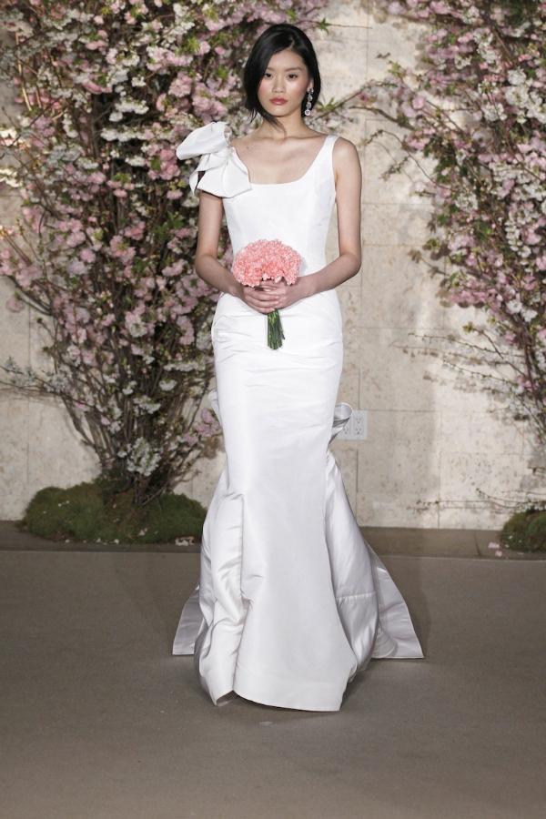 oscar de la renta spring 2012 bridal collection 14 picnik New York Bridal Week Spring 2012: Oscar de la Renta
