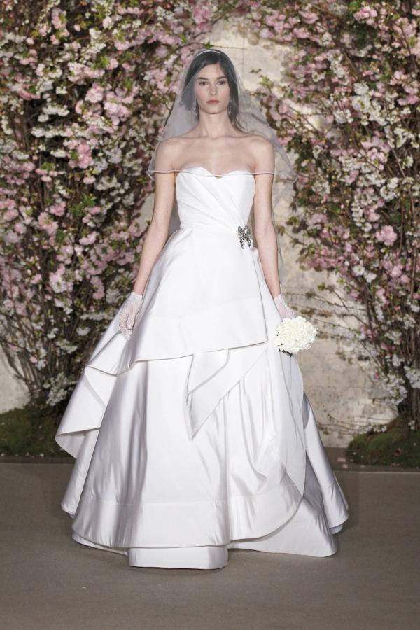 oscar de la renta spring 2012 bridal collection 15 picnik New York Bridal Week Spring 2012: Oscar de la Renta