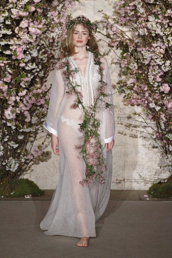 oscar de la renta spring 2012 bridal collection 1 picnik New York Bridal Week Spring 2012: Oscar de la Renta