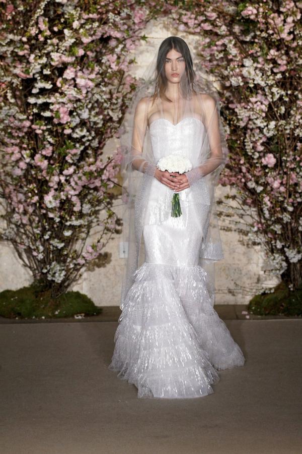 oscar de la renta spring 2012 bridal collection 21 picnik New York Bridal Week Spring 2012: Oscar de la Renta