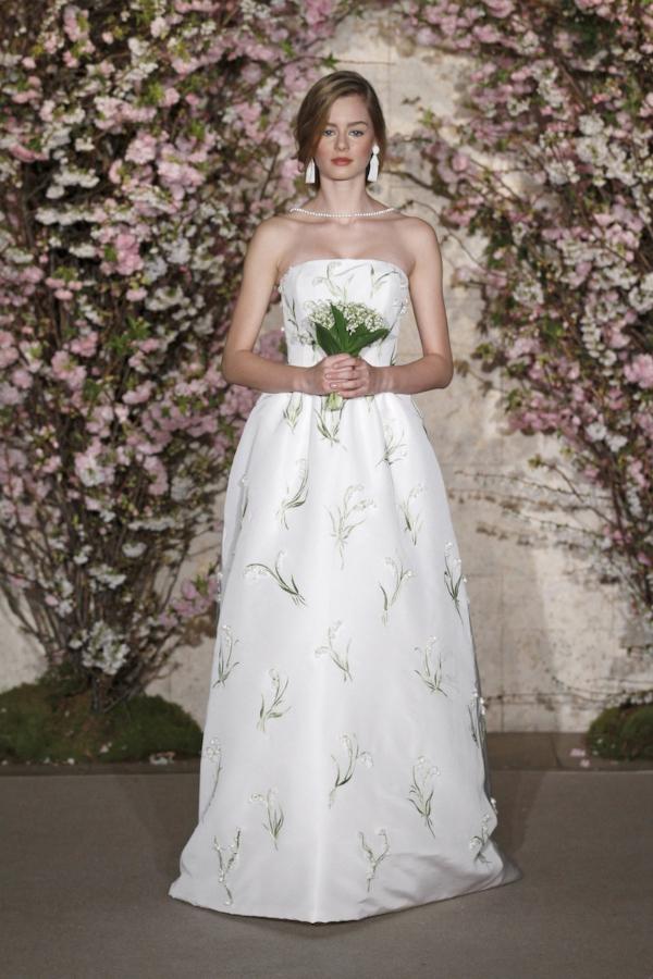 oscar de la renta spring 2012 bridal collection 27 picnik New York Bridal Week Spring 2012: Oscar de la Renta