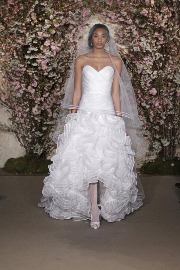 oscar de la renta spring 2012 bridal collection 30 picnik New York Bridal Week Spring 2012: Oscar de la Renta