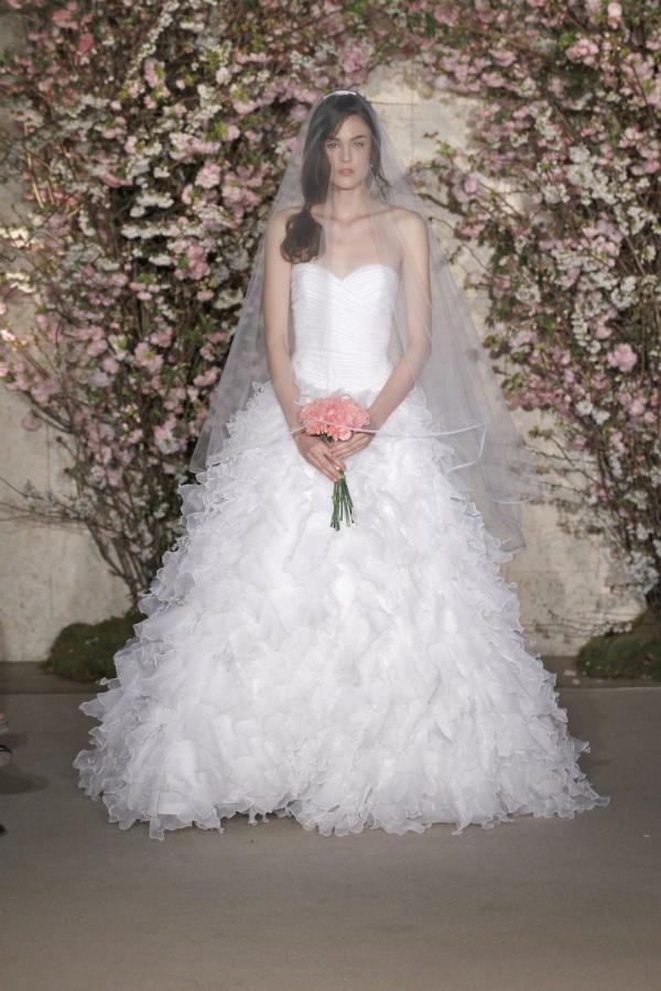 oscar de la renta spring 2012 bridal collection 33 picnik New York Bridal Week Spring 2012: Oscar de la Renta