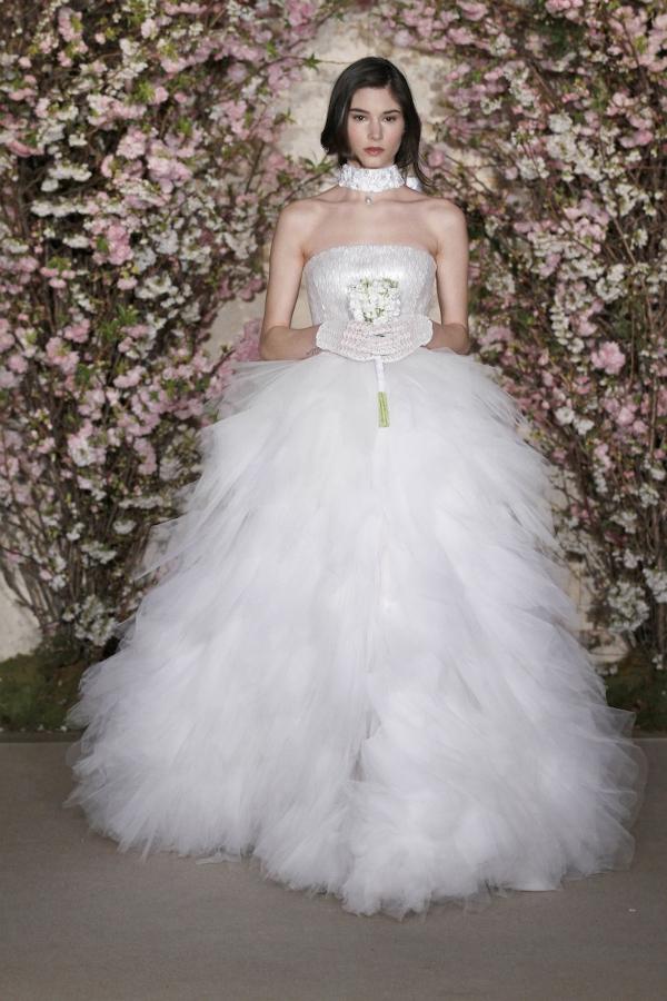 oscar de la renta spring 2012 bridal collection 34 picnik New York Bridal Week Spring 2012: Oscar de la Renta