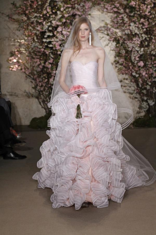 oscar de la renta spring 2012 bridal collection 35 picnik New York Bridal Week Spring 2012: Oscar de la Renta