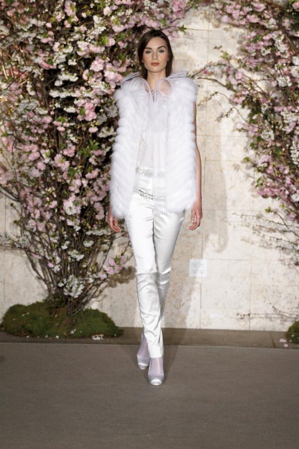 oscar de la renta spring 2012 bridal collection 3 picnik New York Bridal Week Spring 2012: Oscar de la Renta