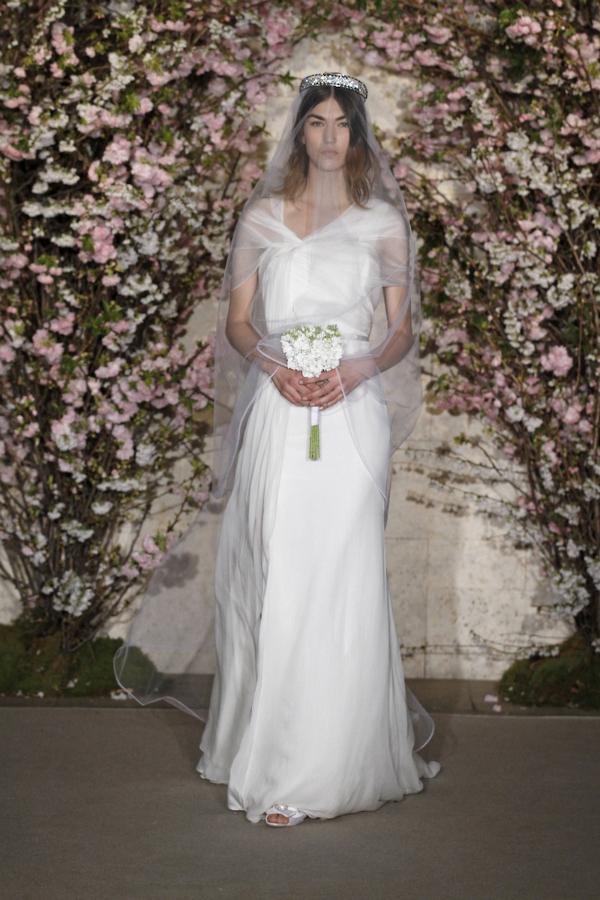 oscar de la renta spring 2012 bridal collection 7 picnik New York Bridal Week Spring 2012: Oscar de la Renta