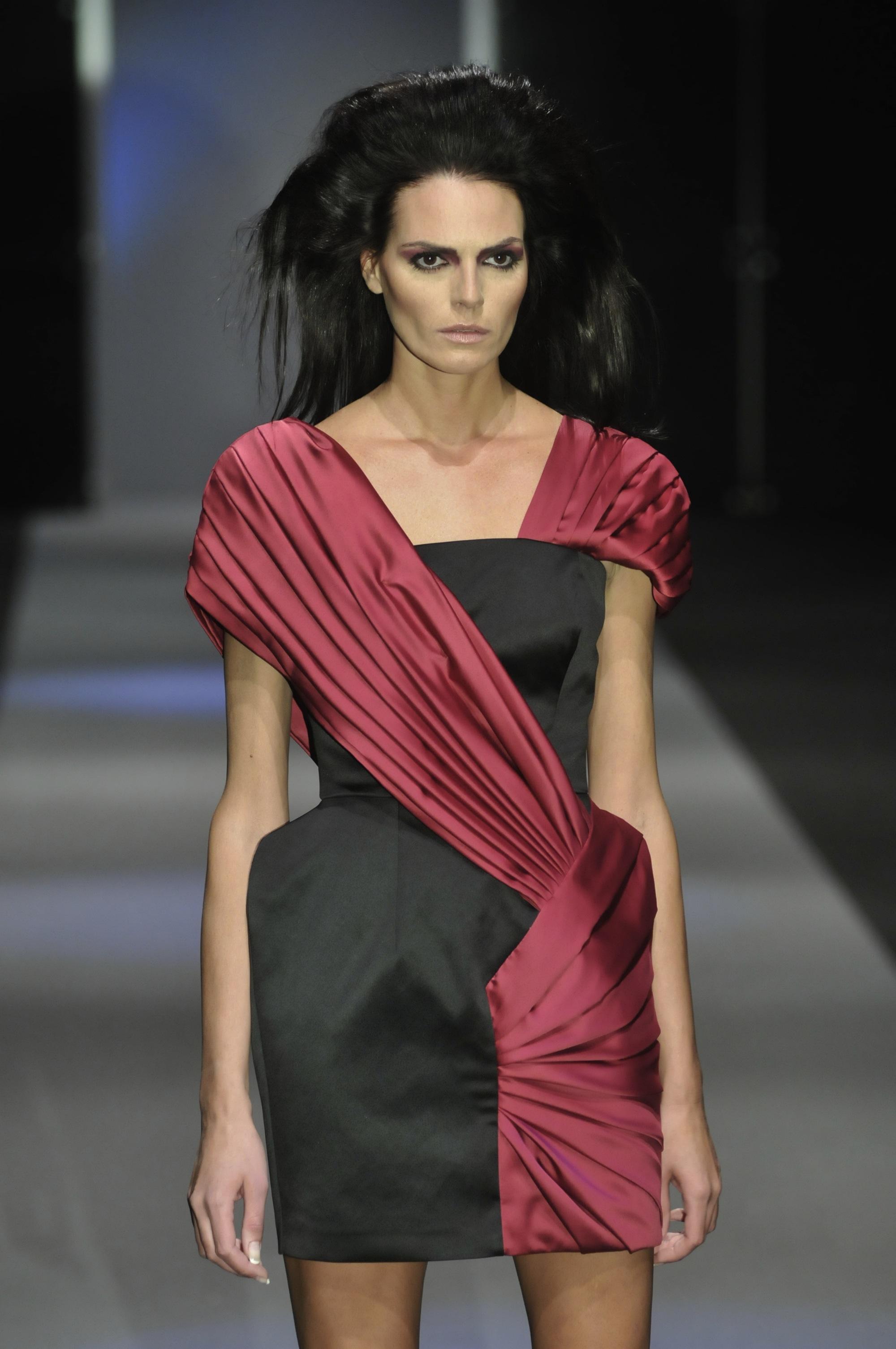 marta miljanic 3 Osmo veče 30. Amstel Fashion Week a