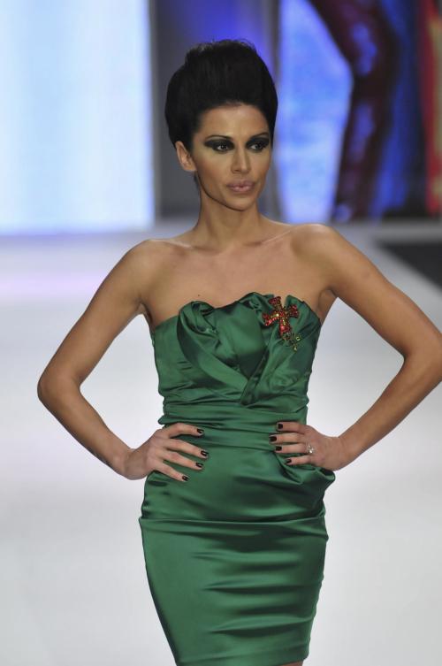 suzana peric7 picnik Osmo veče 30. Amstel Fashion Week a