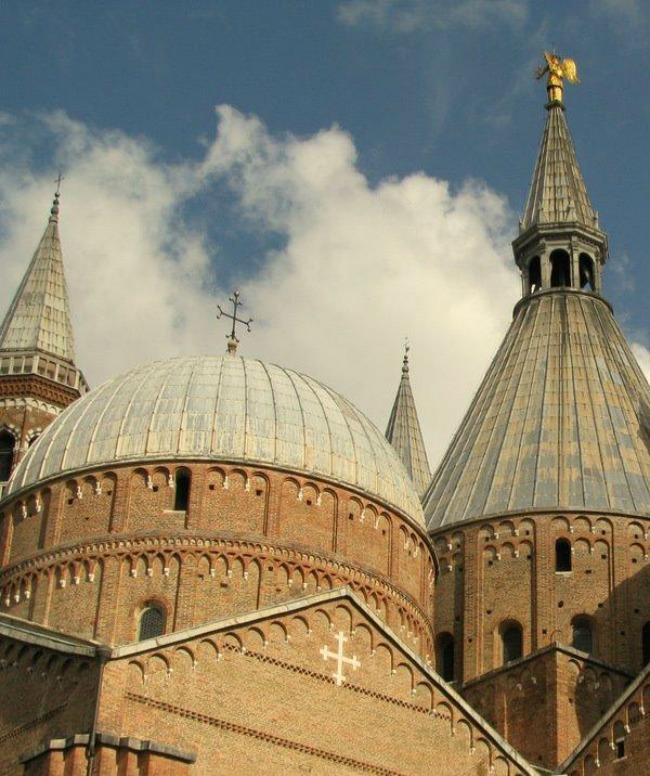 1 Moja sledeća destinacija: Padova