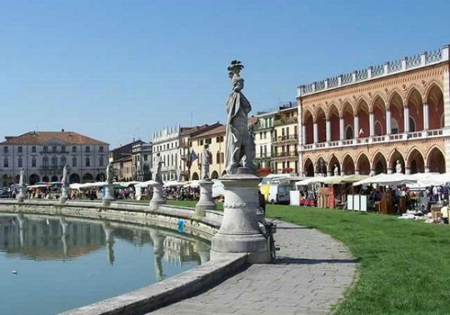 2 Moja sledeća destinacija: Padova