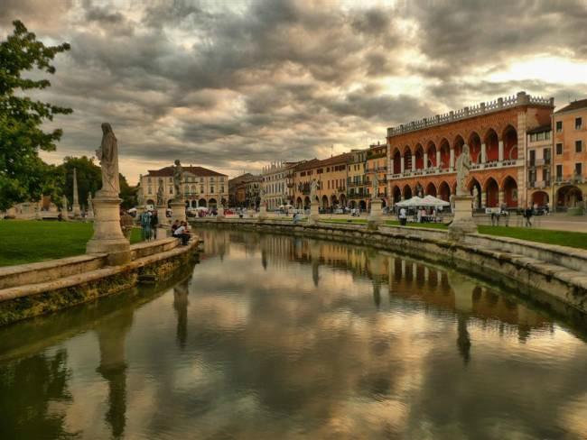 4 Moja sledeća destinacija: Padova