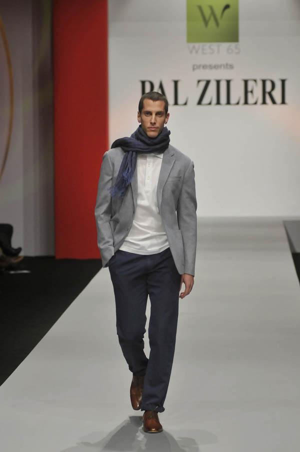 model 3 Pal Zileri: Kolekcija za proleće/leto 2013.