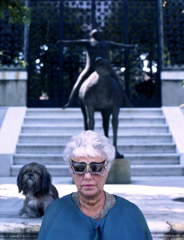"peggyguggenheim1 Čvrsta žena: Marguerite ""Peggy"" Guggenheim"