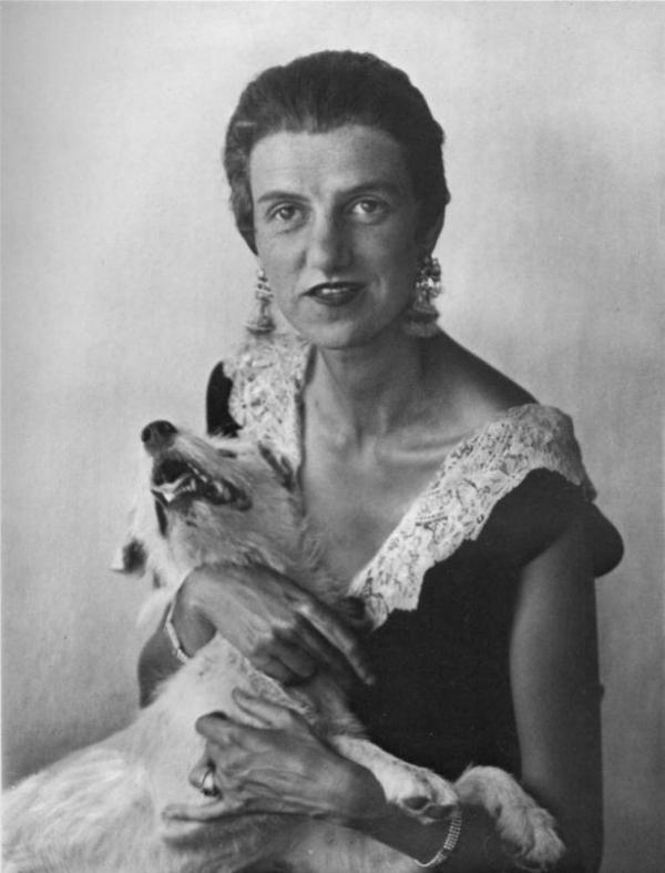 "peggyguggenheim2 Čvrsta žena: Marguerite ""Peggy"" Guggenheim"