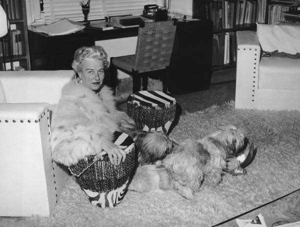 "peggyguggenheim4 Čvrsta žena: Marguerite ""Peggy"" Guggenheim"